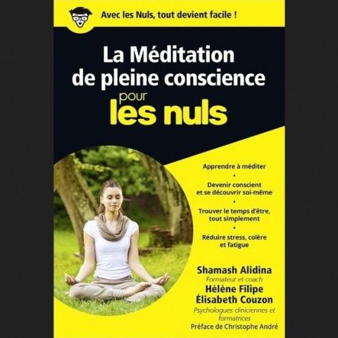 La méditation de pleine conscience - Les Nuls