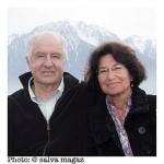 Patricia et charles Genoud