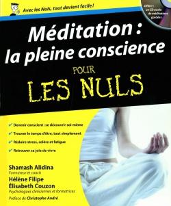 Méditation : la pleine conscience Pour les Nuls